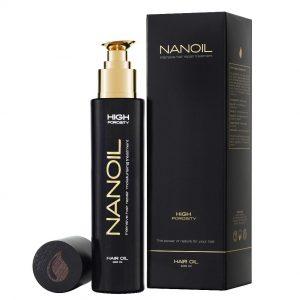 de beste haarolie - Nanoil